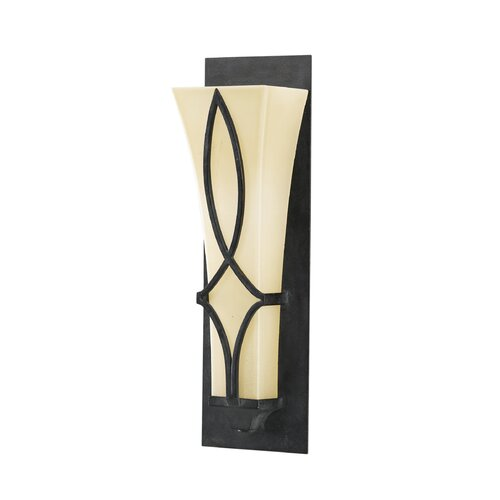 Feiss King''s Table 1 Light Wall Sconce