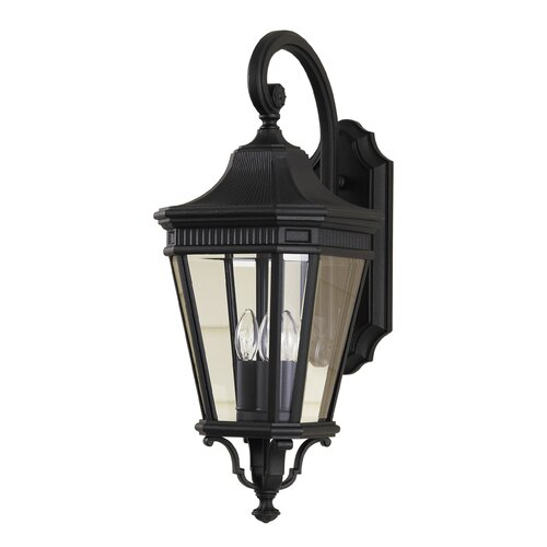 Feiss Cotswold Lane Outdoor Medium Wall Lantern