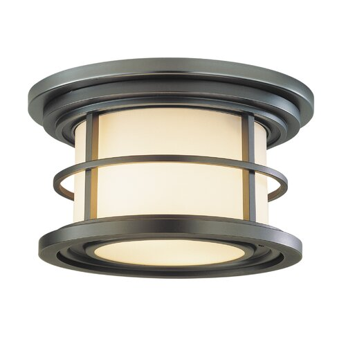 Feiss Lighthouse 2 Light Outdoor Flush Mount