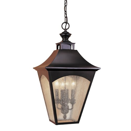 Feiss Homestead 4 Light Outdoor Hanging Lantern