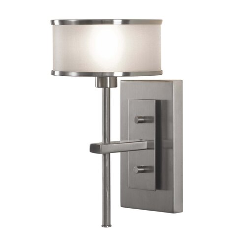 Feiss Casual Luxury 1 Light Wall Sconce