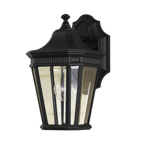 Feiss Cotswold Lane 1 Light Outdoor Wall Lantern