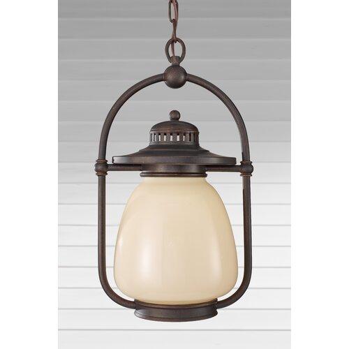 Feiss McCoy 1 Light Outdoor Hanging Lantern