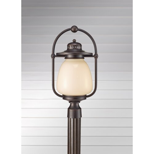 Feiss McCoy 1 Light Outdoor Post Lantern