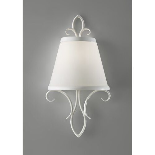 Feiss Peyton 1 Light Wall Sconce