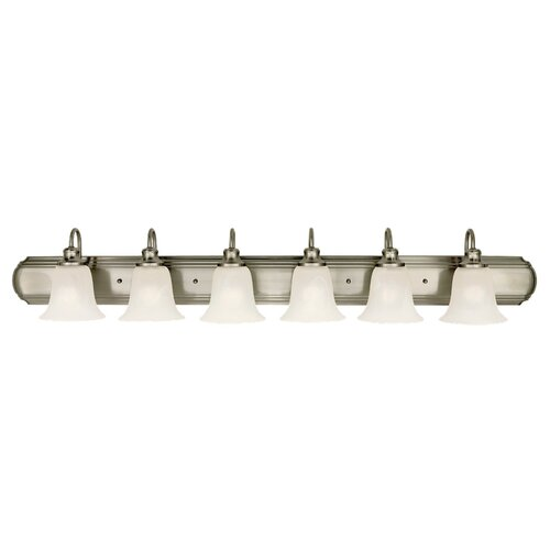 Feiss 6 Light Vanity Light