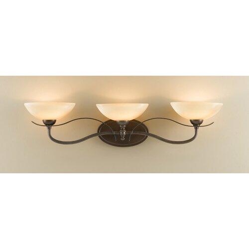 Feiss Kinsey 3 Light Vanity Light