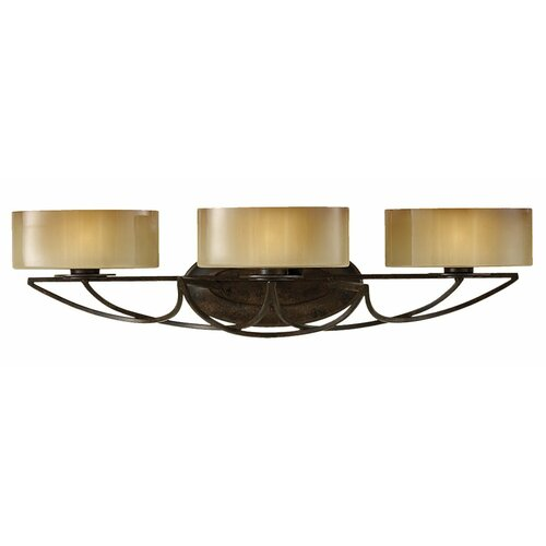 Feiss El Nido 3 Light Bath Vanity Light
