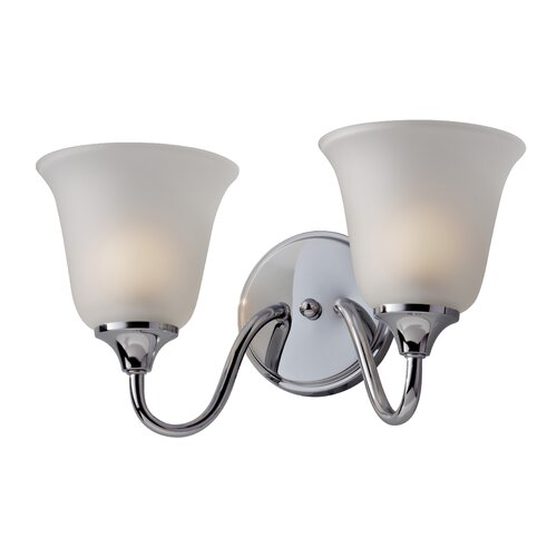 Feiss Jela 2 Light Bath Vanity Light