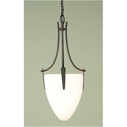 Feiss Boulevard 1 Light Inverted Pendant