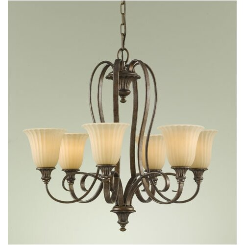 Somerset 6 Light Chandelier