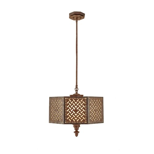 Feiss Kandira 3 Light Pendant