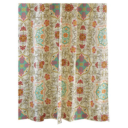 Greenland Home Fashions Esprit Polyester Shower Curtain