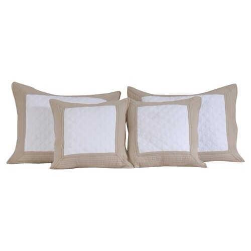 Greenland Home Fashions Brentwood Pillow Set