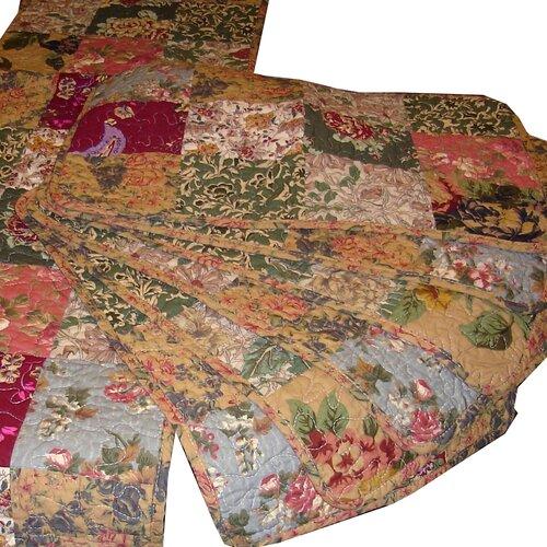 Greenland Home Fashions Antique Chic Bonus Quilt Set