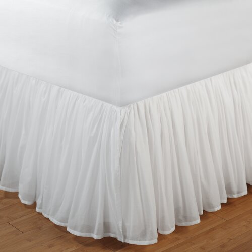Cotton Voile Bedskirt 18