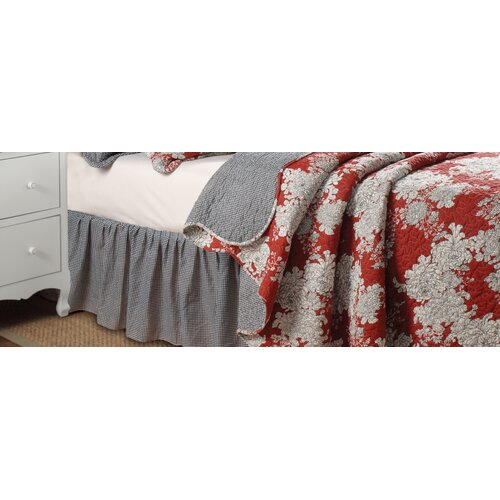 Greenland Home Fashions Lorraine Bed Skirt