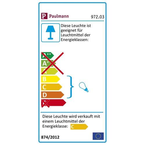 Paulmann Seilsystem Cardan 4 x 35 Watt in Alu