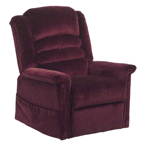 Soother Pow'r Lift Full Lay-Out Chaise Recliner