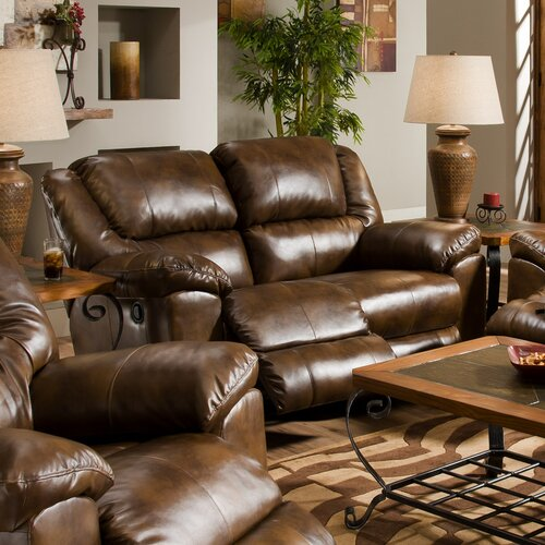 Transformer Reclining Loveseat