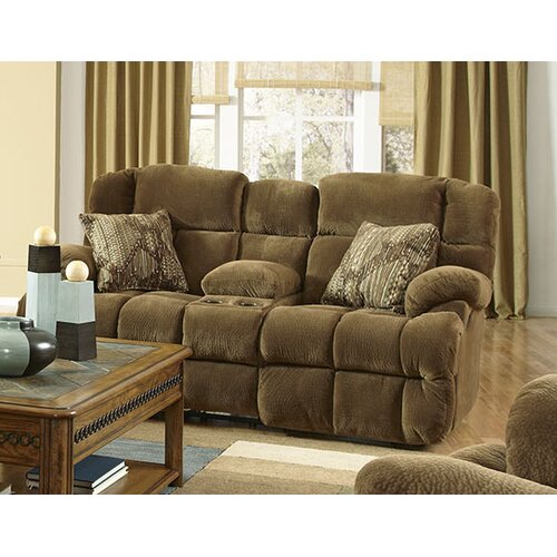 Catnapper Concord Reclining Loveseat