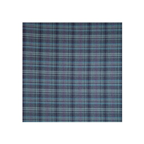 Patch Magic Navy and Light Blue Plaid Napkin (Set of 4)