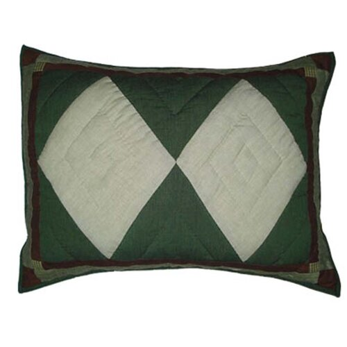 Patch Magic Bear Trail Pillow Sham