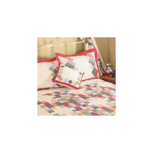 Patch Magic Dublin Pillow Sham