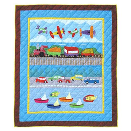 Junior Travel Cotton Throw