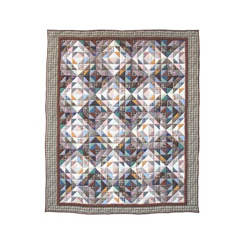 Patch Magic Amazing Throw Quilt