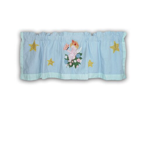 "Patch Magic Baby Angels 54"" Curtain Valance"