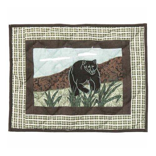 Bear Country Pillow Sham