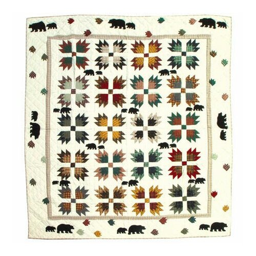 Patch Magic Bear's Paw Duvet Cover / Comforter