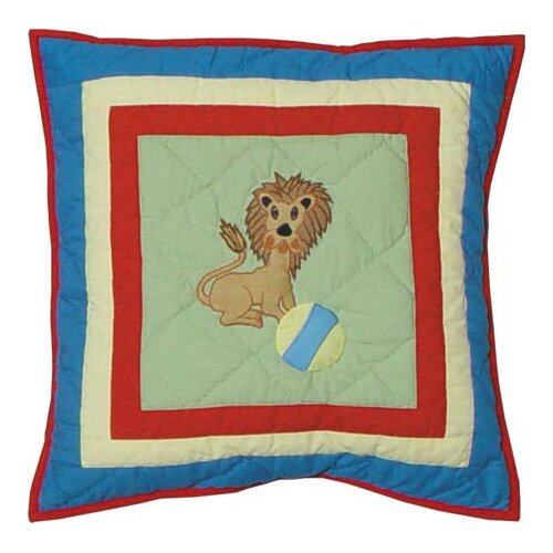 Circus Toss Pillow