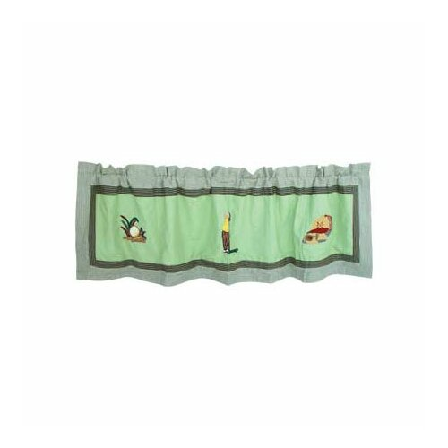 "Patch Magic Golf 54"" Curtain Valance"