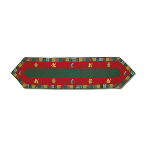 Patch Magic Holiday Cheer Table Runner