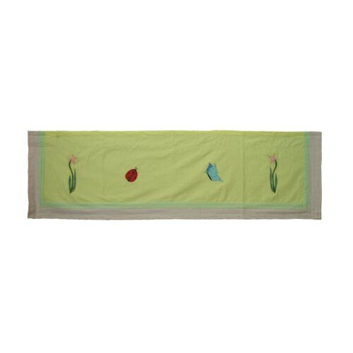 "Patch Magic Ladybug 54"" Curtain Valance"