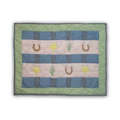 Patch Magic Lil Yeeehaw Pillow Sham