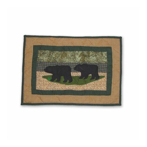 Patch Magic Lodge Fever Placemat
