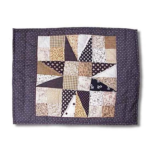 Patch Magic Midnight Star Placemat