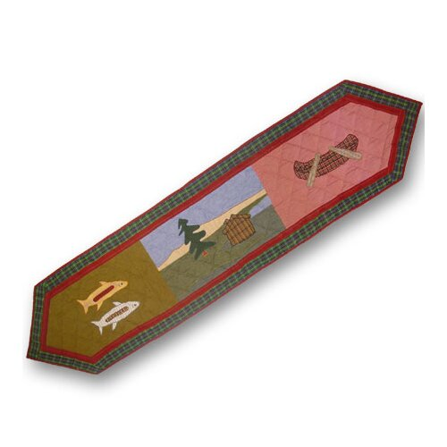 Patch Magic Northwood Star Table Runner