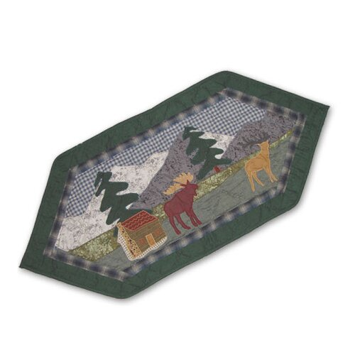 Patch Magic Northwoods Walk Table Runner
