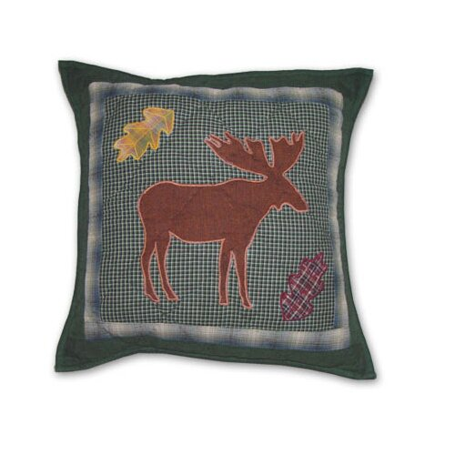Northwoods Walk Toss Pillow