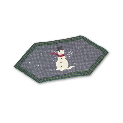 Patch Magic Snowman Table Runner