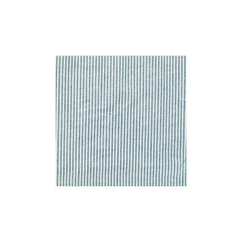 Blue and White Ticking Napkin (Set of 4)
