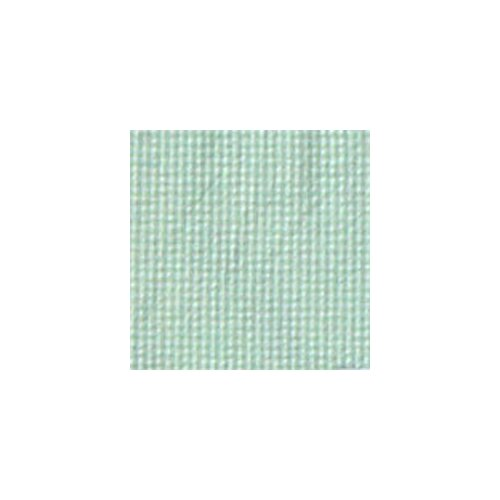 Green Mint and White Ginghamchecks Toss Pillow