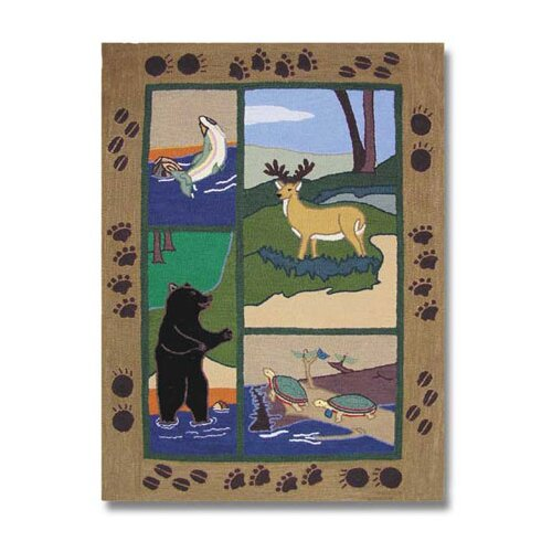 Patch Magic Wilderness Kids Rug