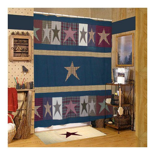 Allstar Cotton Shower Curtain