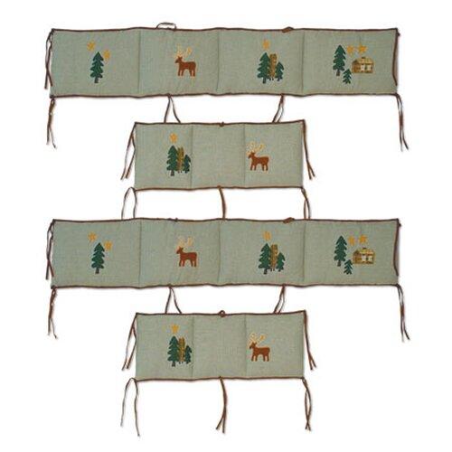 Moose 4 Piece Bumper Pad Set