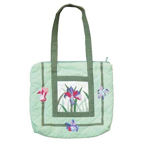 Patch Magic Iris Purse Tote Bag